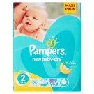 Pampers New Baby-Dry Dětské jednorázové pleny 2 mini 76 ks