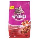 Whiskas Hovězí maso kompletní suché krmivo pro kočky 300g