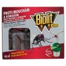 Biolit Plus Elektrický odpařovač proti mouchám a komárům s tekutou náplní 46ml