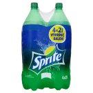 Sprite, citronová limonáda, 4 x 2l