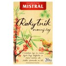 Mistral Aromatizovaný ovocný čaj s Rakytníkem 20 x 2g