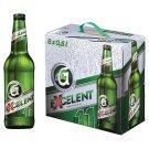 Gambrinus 11° excelent pivo světlý ležák 8 x 0,5l