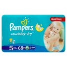 Pampers Active Baby Pleny 5 Junior 68 ks