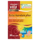 MaxiVita Premium Beta-karoten plus 30 tablet 22,8g