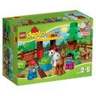 LEGO Duplo Lesní zvířátka 10582