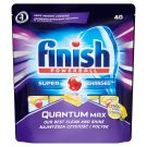 Finish Powerball Quantum Max lemon sparkle tablety do myčky nádobí 40 ks 620g