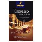 Tchibo Espresso Milano style pražená mletá káva 250g