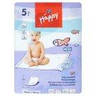 Bella Baby Happy Dětské hygienické podložky 90 x 60cm 5 ks