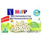 HiPP Bio heřmánkový čaj 20 čajových sáčků 30g
