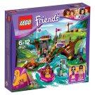 Lego Friends Dobrodružný tábor - jízda na divoké vodě 41121