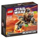 Lego Star Wars Wookieská válečná loď 75129