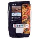 Tesco Italian Quality Tříbarevná vřetena bezvaječné těstoviny 500g