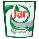 Jar All in 1 Kapsle do automatické myčky nádobí 26 ks 423g