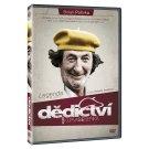 Dědictví aneb Kurva se neříká DVD