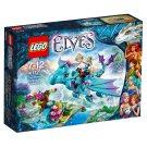 LEGO Elves Dobrodružství s vodním drakem 41172