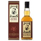 Jesse James Bourbon whiskey 70cl