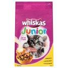 Whiskas Junior Kuřecí maso kompletní krmivo pro rostoucí koťata 1,2kg