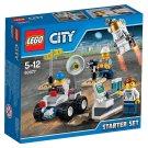 LEGO City Space Port Kosmonauti - startovací sada 60077