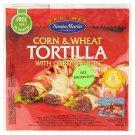 Santa Maria Mex Tex Pšenično-kukuřičná tortilla 8 ks 336g