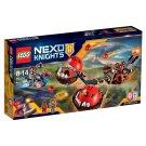 LEGO Nexo Knights Krotitelův vůz chaosu 70314