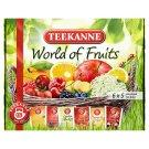 TEEKANNE World of Fruits 6x5 ovocno-bylinné aromatizované čaje 70g