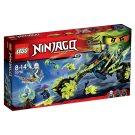 Lego Ninjago Přepadení na motorce 70730