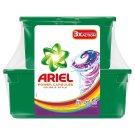 Ariel Power capsules color & style gelové kapsle na praní barevného prádla 55 praní
