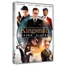 DVD Kingsman: Tajná služba