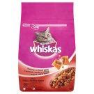 Whiskas Kompletní krmivo pro dospělé kočky s hovězím masem 4kg