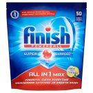 Finish Powerball All in 1 Max lemon tablety do myčky nádobí 50 ks 905g