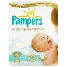 Pampers Premium Care Pleny 2 Mini 72 ks