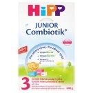 HiPP 3 JUNIOR combiotik mléčná batolecí výživa od 1 roku 600g