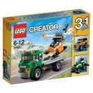 Lego Creator Dopravní vrtulník 31043