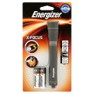 Energizer X-focus LED svítilna + 2xAA baterie