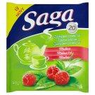 Saga Malina zelený čaj 20 sáčků 26g