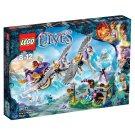 LEGO Elves Aira a saně tažené Pegasy 41077