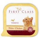 First Class Paštika pro kočky s drůbežím 100g