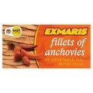 Exmaris Sardelové filety v rostlinném oleji s chilli 45g