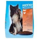 Reno Kompletní krmivo pro dospělé psy s hovězím a s drůbežím 3kg