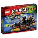 LEGO Ninjago Výbušná motorka 70733