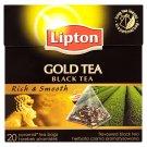 Lipton Gold tea černý čaj 20 sáčků 36g
