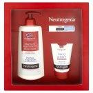 Neutrogena® Tělové mléko 250ml + krém na ruce 50ml + tyčinka 4,8g
