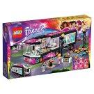LEGO Friends Autobus pro turné popových hvězd 41106