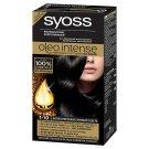 Syoss Oleo Intense Barva na vlasy Intenzivně Černý 1-10