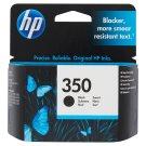 HP Inkoustová kazeta 350 černá