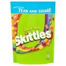 Skittles Crazy sours žvýkací bonbóny v křupavé krustě s kyselými ovocnými příchutěmi 174g