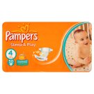 Pampers Sleep&Play Pleny 4 Maxi 50 ks