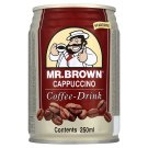 Mr. Brown Cappucino kávový nápoj 250ml