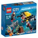 LEGO City Hlubinný mořský výzkum: startovací sada 60091