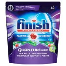 Finish Powerball Quantum Max apple lime blast tablety do myčky nádobí 40 ks 620g